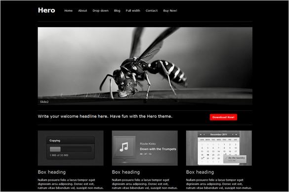 25 Best Free WordPress Themes - June 2012 - best free wordpress templates