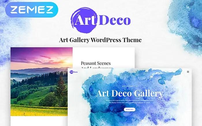 Meet Top 20 Artist Portfolio  Creative Agency WordPress Themes
