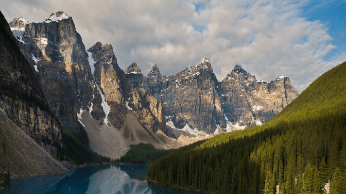 Heart Of The Canadian Rockies (Calgary to Vancouver)