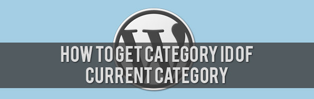 get-category-id-wordpress