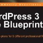 New WordPress Book – WordPress 3 Site Blueprints