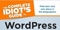 idiots guide to wordpress