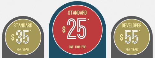 Tesla Themes Pricing