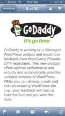 Godaddy WP Managed Hosting