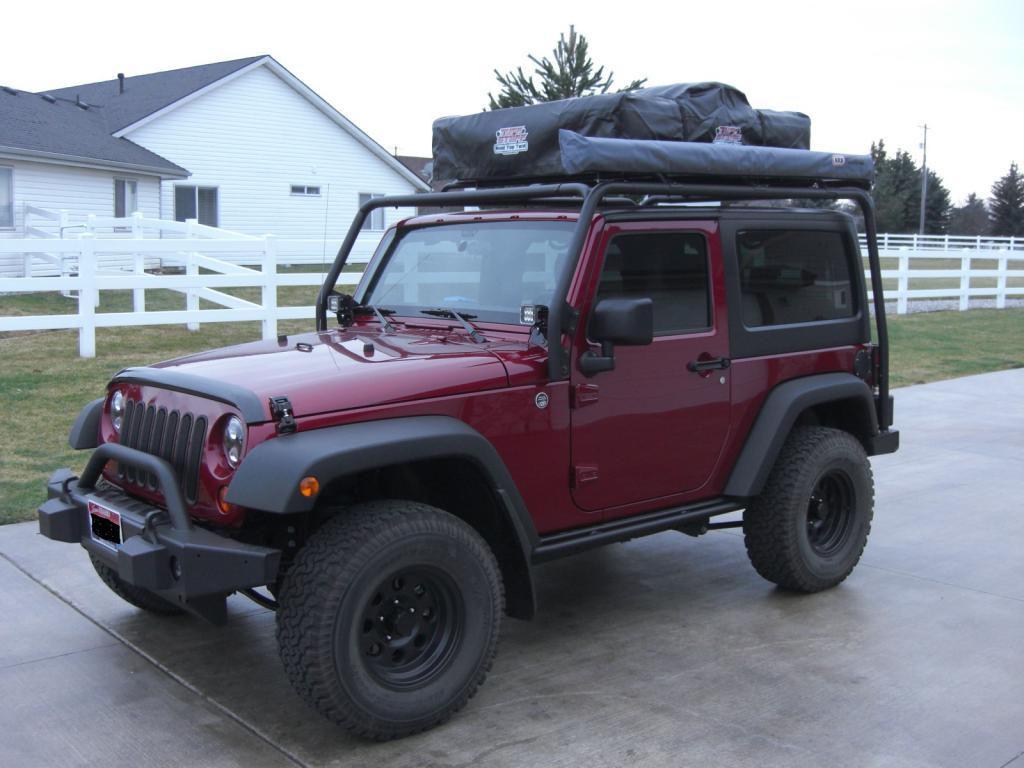 Jeep Jk Gobi Rack Google Search Overland Inspiration T