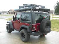 Best roof rack? - Page 2 - Jeep Wrangler Forum
