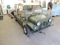 1967 Austin Mini Moke - Vivid Wraps
