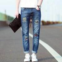 Men  Wrecker Jeans