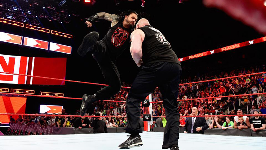 Finn Balor Wallpaper Hd Wwe Raw Results 4 2 18 Face Off With Ronda Rousey Seth