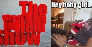 Wrestling Mayhem Show 406: The Shield BFFs