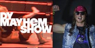 Indy mayhem show - Aiden Veil