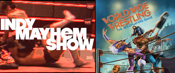 Indy Mayhem Show 96: Nathan Paoletta of World Wide Wrestling RPG