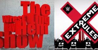 wrestling mayhem show - wwe extreme rules 2016