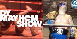 DC Bentley - Wild West - Renegade Wrestling Alliance - indy mayhem show