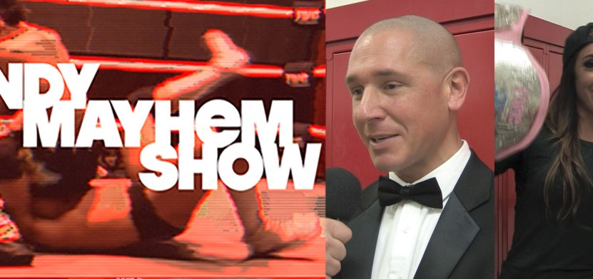 Indy Mayhem Show 161: Dave Kich and Britt Baker