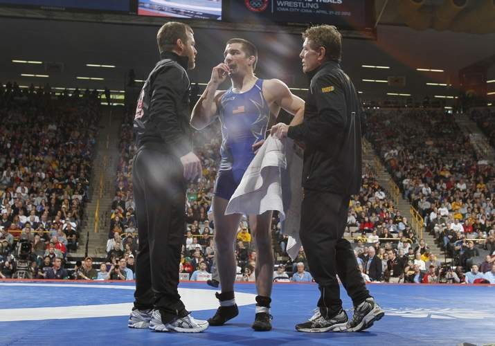 2012 USA Wrestling Olympic Trials