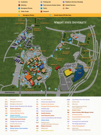 Commuter Student Parking Lots   Parking and Transportation ...