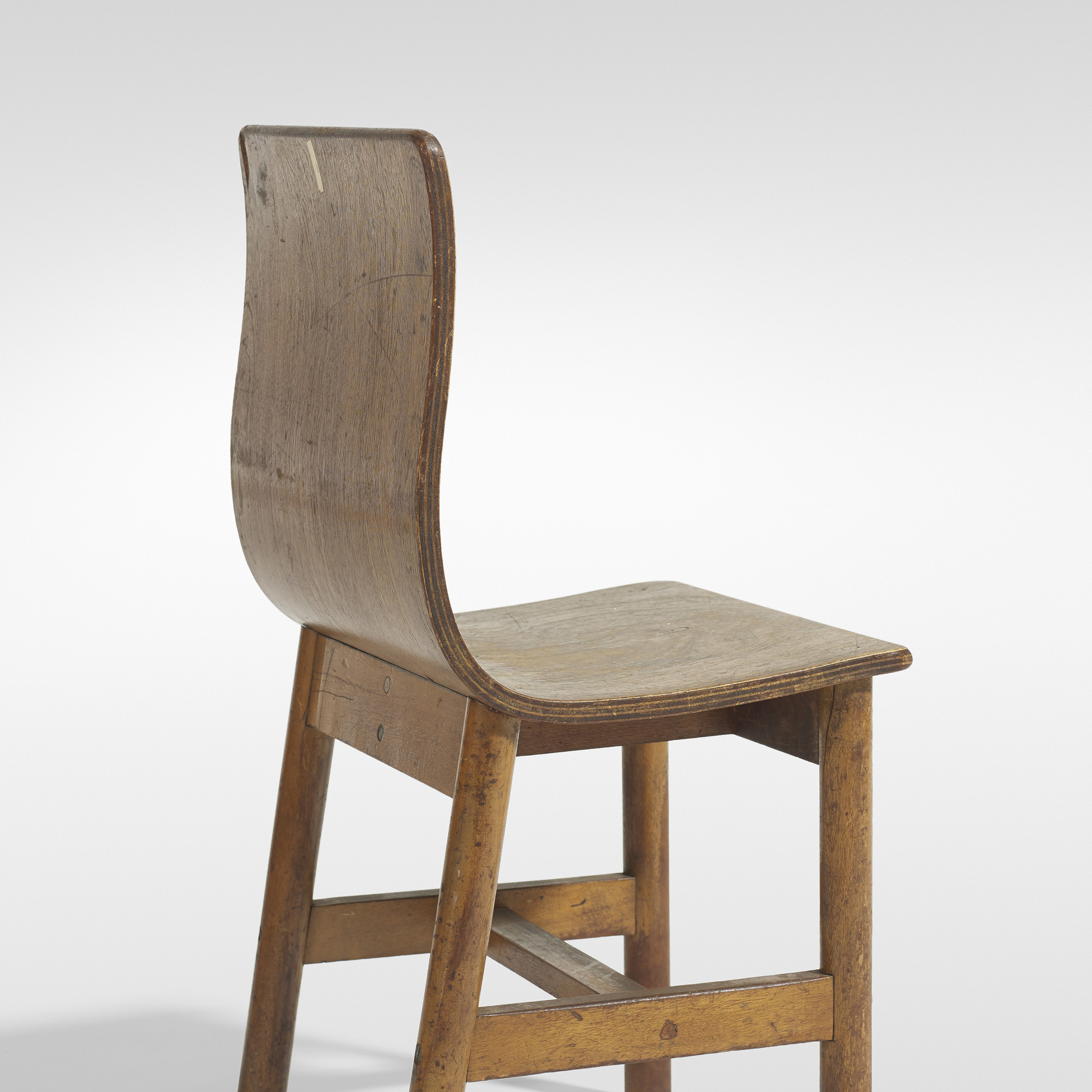 6 Charles Eames And Eero Saarinen Rare And Early Chair