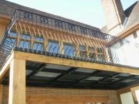 Balconies- Ironwork - Wrought Iron- Balconies Iron ...