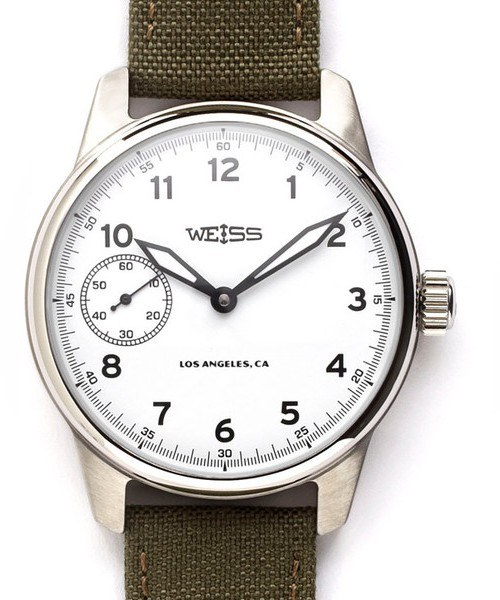 Wrist Watch Review's Holiday gift guide Weiss-Standard-Issue-01.jpg?zoom=1