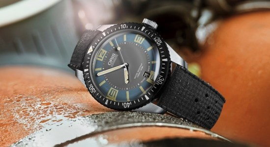 01 733 7707 4065-07 4 20 18 - Oris Divers Sixty-Five