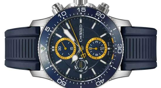 Christopher Ward C60 Chronograph 03