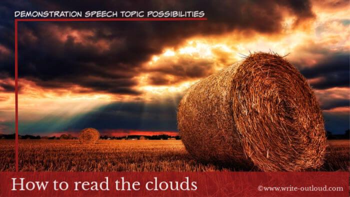 Demonstration Speech Topics 100 + \u0027how to\u0027 speech ideas