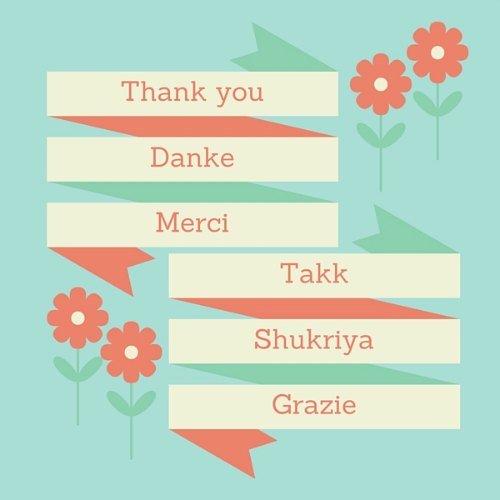 Thank you speech - How to write a sincere appreciation speech - graduation thank you letter