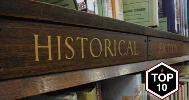 historical fiction books, history fiction books