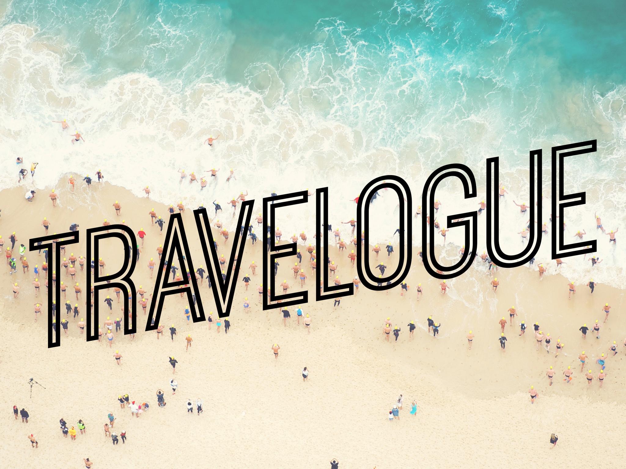 english language travel writing coursework