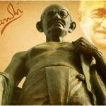 Did Mahatma Gandhi really have a boyfriend as claimed by an author?