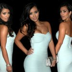 What will Kim Kardashian do if you tell her to put on few more clothes?