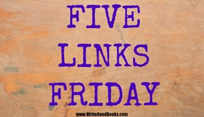 Five Links Friday 9/16/16