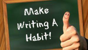 Make Writing a Habit