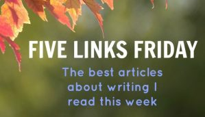 Five Links Friday 10/21/16