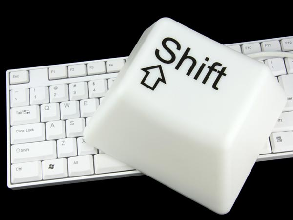 Shift for small business success