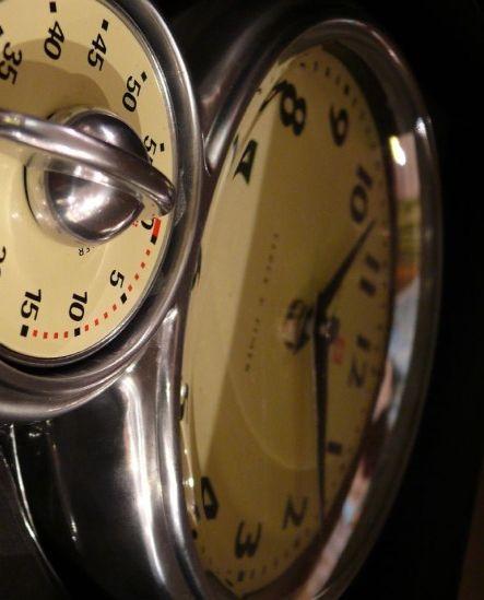 15 minute clock followers