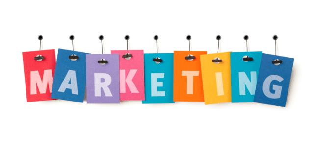 marketing project planning logo