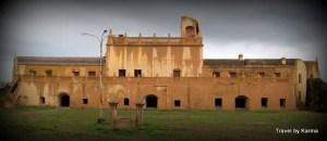 The Danish Fort at Tranquebar