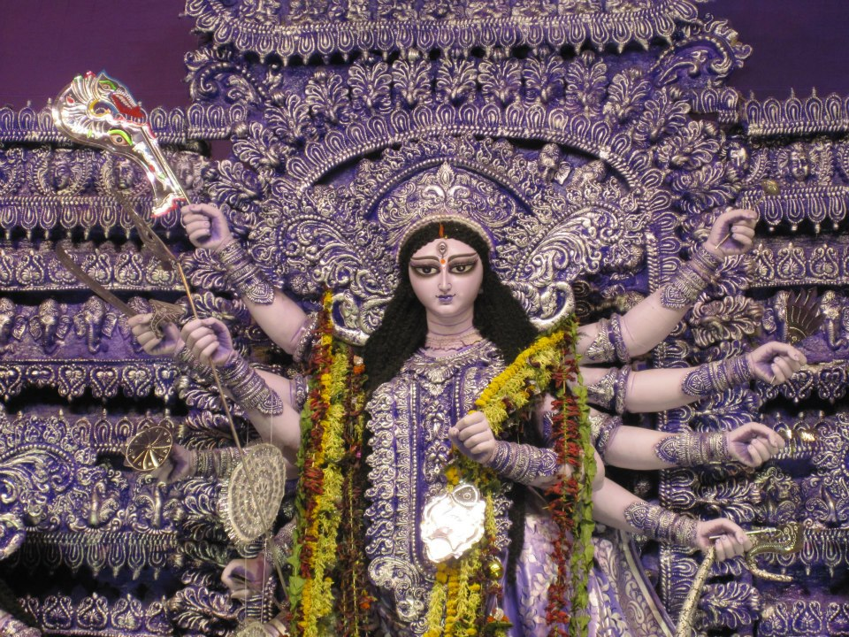 Maa Durga | Photo Credit : Stuti Banerjee