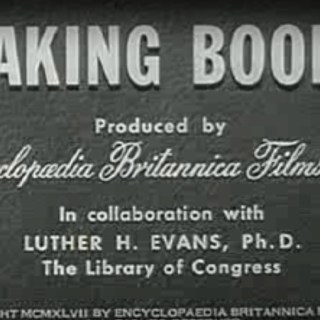 Book Making 70-Year-Old Documentary