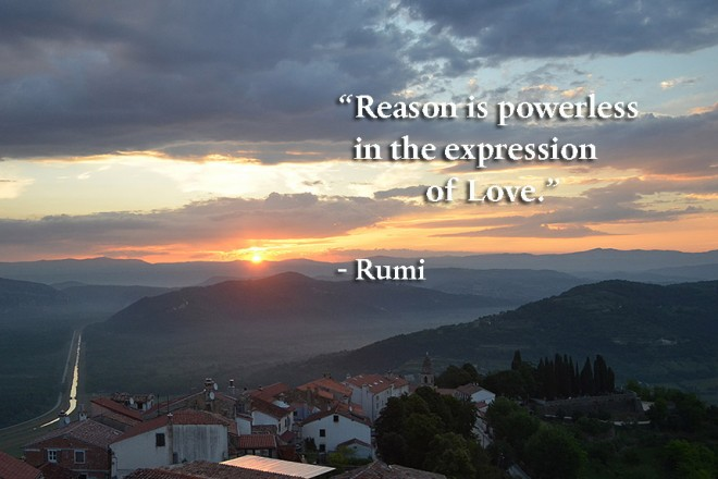 Word Of God Quotes Wallpaper Rumi Quotes On Love Write Spirit