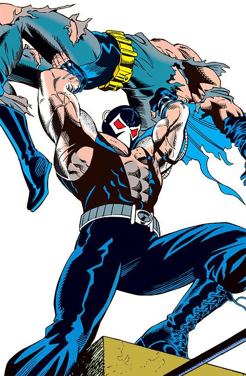 Mass Effect Fall Wallpaper Bane Dc Comics Batman Enemy Character Profile 1