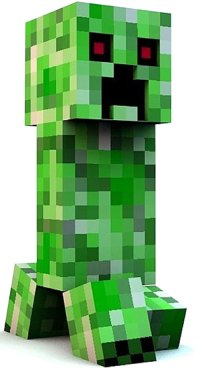Minecraft - Creeper creature profile - DC Heroes RPG ...