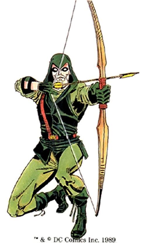 Hd Girl Wallpaper Print Green Arrow Dc Comics Oliver Queen Mike Grell Era
