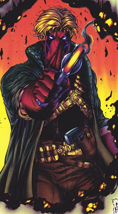 Grifter - Wildstorm - Image Comics - Wildcats - Cole Cash ...