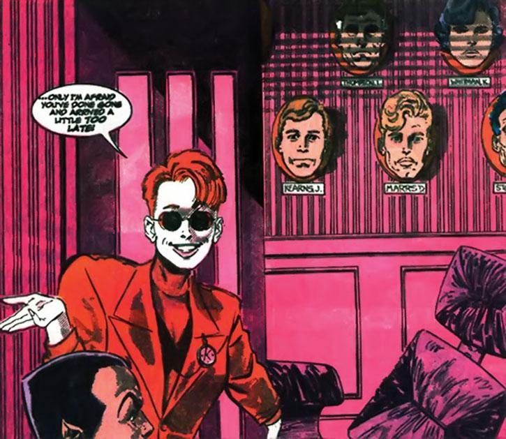 Headhunter - Marvel Comics - Namor the Submariner enemy - Profile