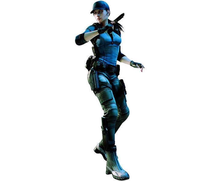 Superhero Wallpaper Hd Jill Valentine Resident Evil Character Profile Rpg