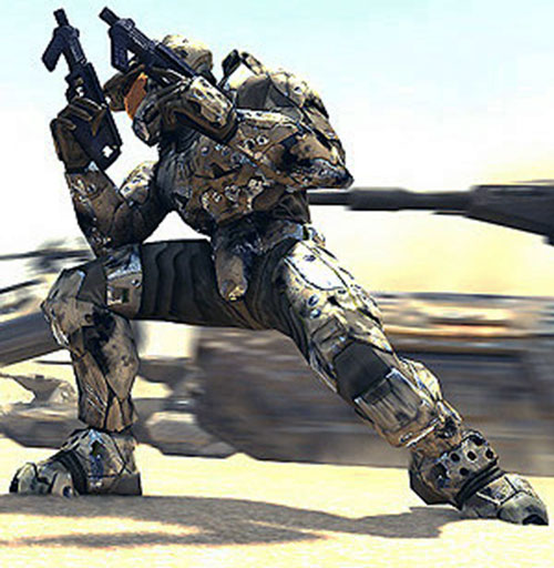 Halo Wallpaper Fall Of Reach Master Chief John 117 Spartan Ii Soldiers Halo Video