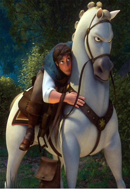 Animated Running Horse Wallpaper Maximus Tangled Movie Disney Horse Character